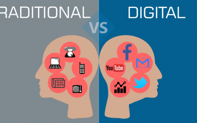 Traditional and Digital Marketing – What are the differences?