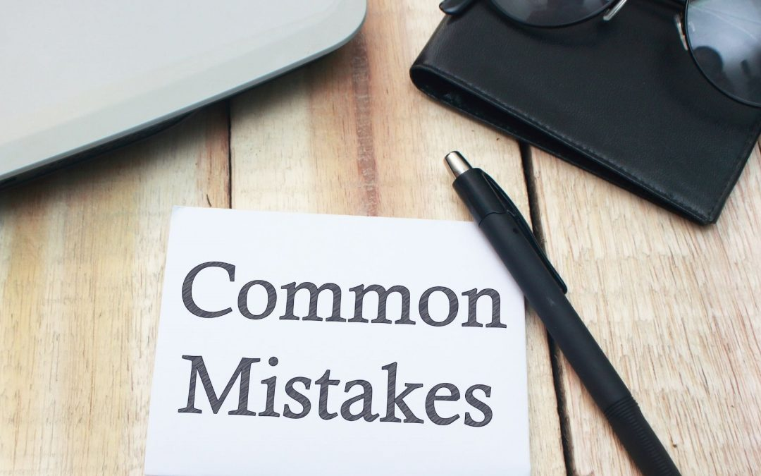 Common Mistakes When Building A Personal Brand
